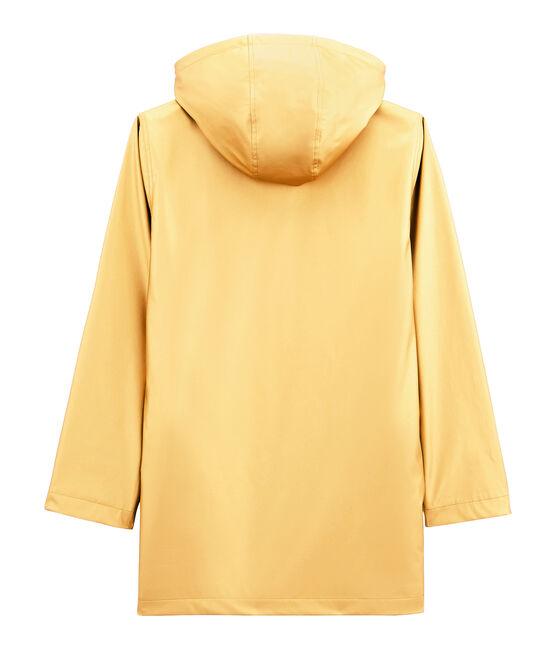 klassische unisex-regenjacke gelb Dore