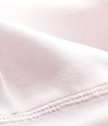 Unisex-Mütze aus Nicki für Neugeborene rosa Vienne