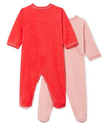 Zweier-Set Baby-Strampler aus Nicki