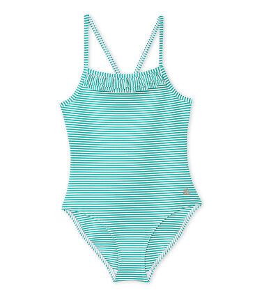Mädchen-Badeanzug
