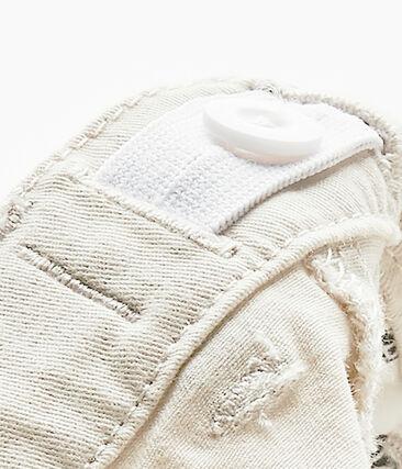 Baby-Jungen-Hose aus Gabardine