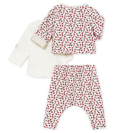 3-Eiliges gemustertes baby-set für jungen lot .