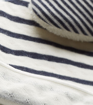 Set aus Baby-Mütze und -Schuhen für Neugeborene