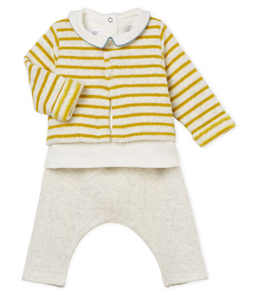 3-Teiliges baby-ensemble unisex