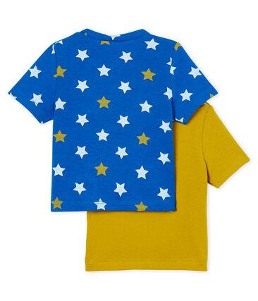 2er-Set kurzärmelige baby-t-shirts jungen