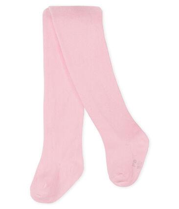 Babystrumpfhose für Mädchen rosa Vienne