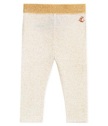 Baby-leggings mit pailletten mädchen