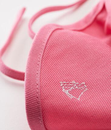 Sonnenhut für kleine Jungen rosa Groseiller