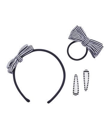 Set Haar-Accessoires für Mädchen