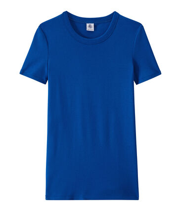 Damen-T-Shirt aus Original-Rippstrick