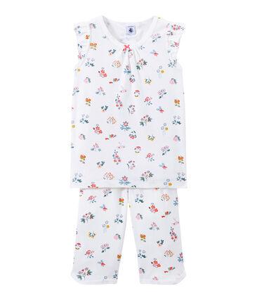 Kurzer Mädchen Schlafanzug