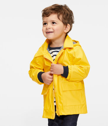 Ikonische Baby-Regenjacke Unisex