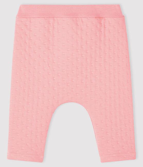 Baby-Unterhose aus gestepptem Doppeljersey CHARME