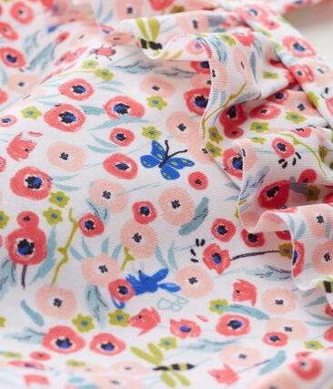 1-Teiliger gemusterter baby-badeanzug mädchen