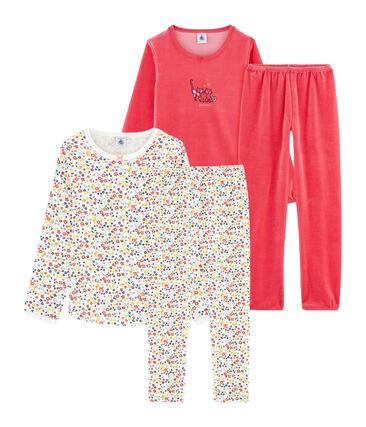2er-Set Pyjamas für Mädchen lot .
