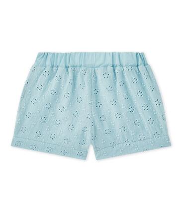 Bestickte Baby-Mädchen-Shorts