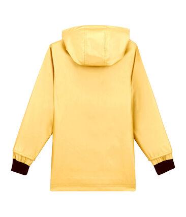 Klassische Kinder-Regenjacke gelb Dore
