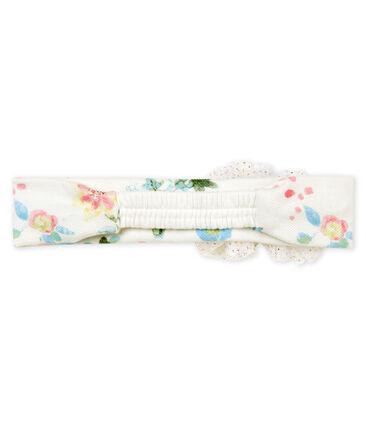 Baby-haarband mit pompons mädchen