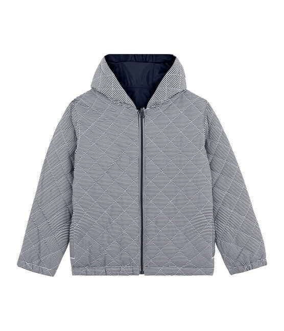 Wendbare Kinder-Windjacke unisex SMOKING