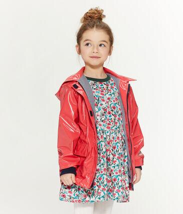 Kurzärmeliges Kinderkleid für Mädchen