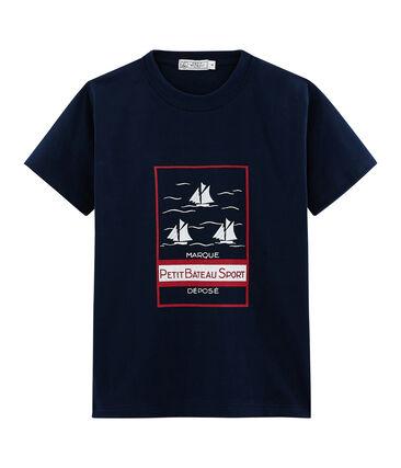 Unisex T-Shirt Postkarten-Motiv