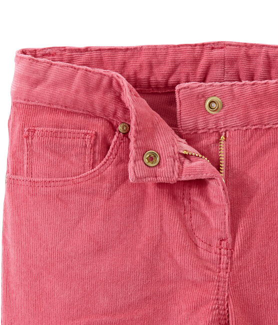 Mädchen-Hose rosa Cheek