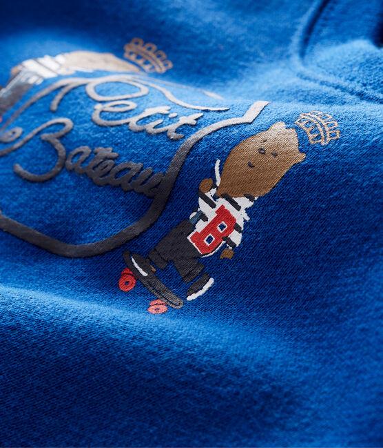 Baby Jungen Sweatshirt blau Limoges