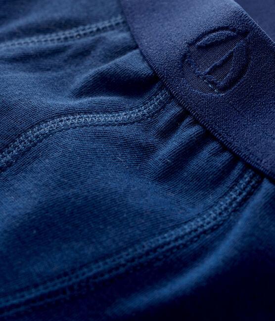 Boxershorts für kleine Jungen blau Medieval