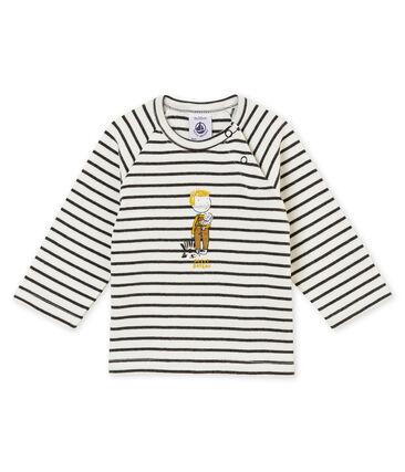 Gestreiftes Baby Jungen T-Shirt