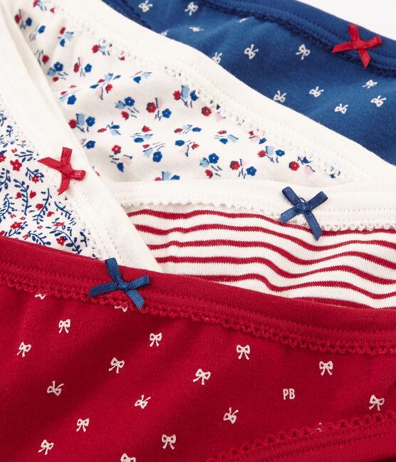 5er-Set Unterhosen für kleine Mädchen lot .
