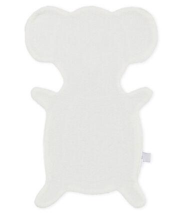 Baby-Kuscheltier Unisex grau Poussiere / weiss Multico