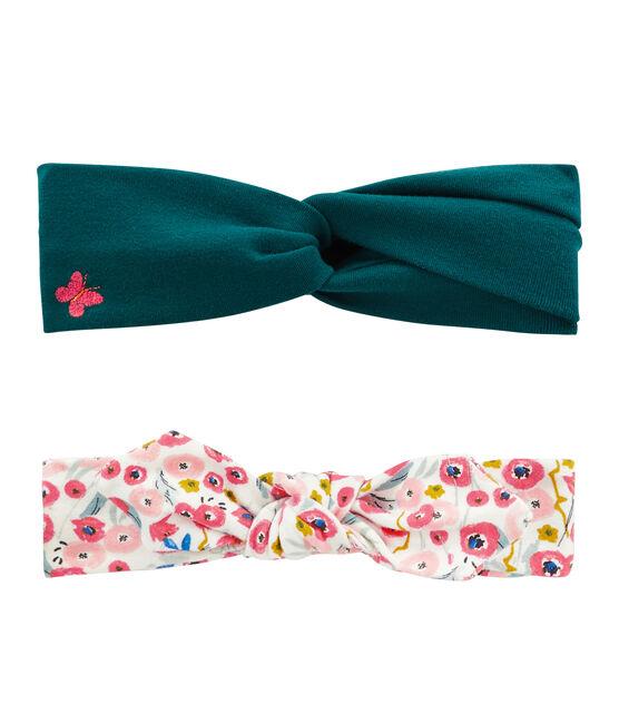 Set aus 2 Kinder-Haarbändern für Mädchen lot .