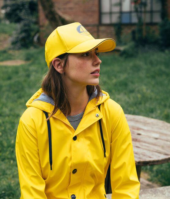 Kappe unisex gelb Jaune