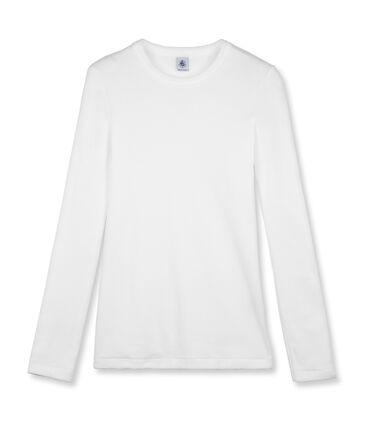 Ikonisches langarm-t-shirt damen