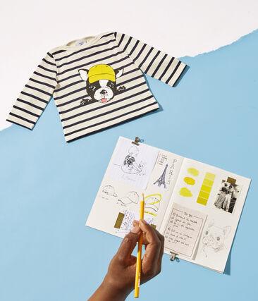 Co-Creation-Streifenshirt für Babys Unisex