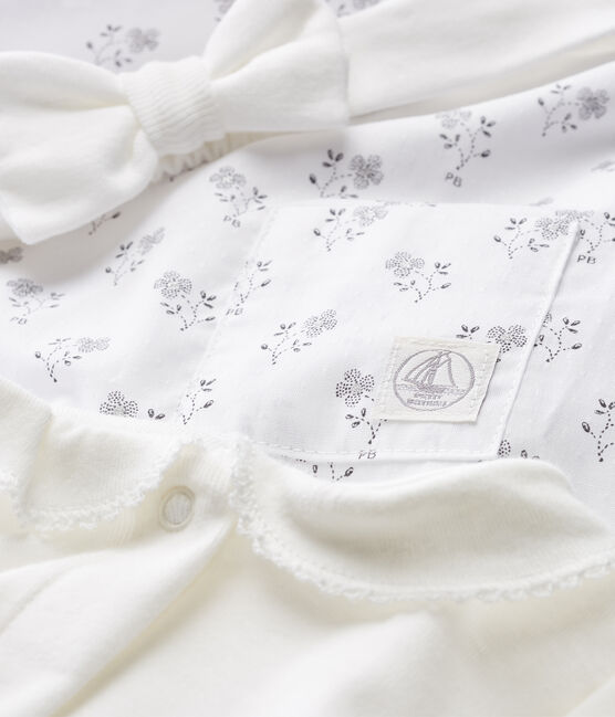 3-Teiliges ensemble baby-festtagskleidung mädchen lot .