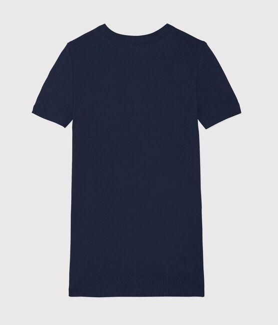 Damen-T-Shirt mit Rundhalsausschnitt SMOKING