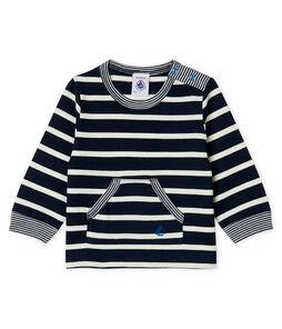 Langärmeliges Baby-T-Shirt für Jungen