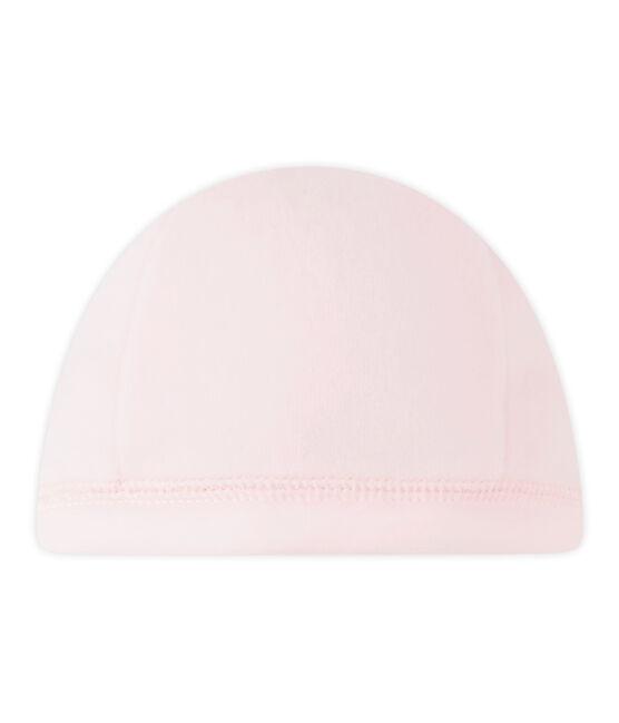 Unisex Baby Mütze aus Nicki für Neugeborene VIENNE