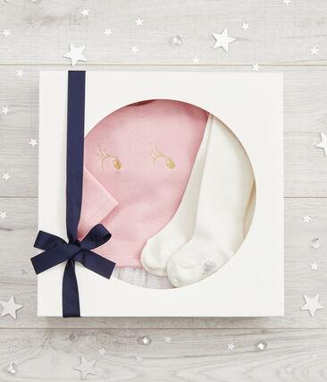 Baby-Geschenkset für Mädchen lot .