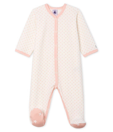 Baby-Strampler aus Nicki für Mädchen