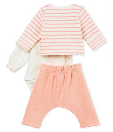 3-Teiliges baby-ensemble mädchen