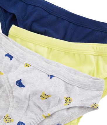 3er-Set Slips für kleine Jungen lot .