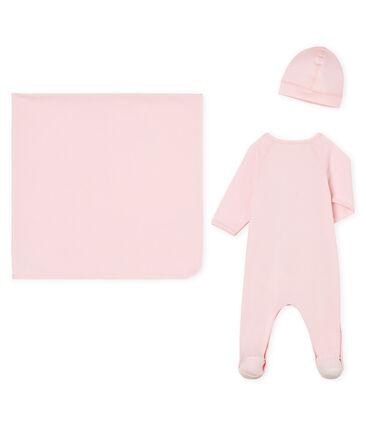 3-Teilige baby-geschenkbox unisex