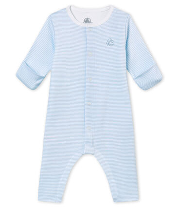 Unisex Baby Strampler mit integriertem Body