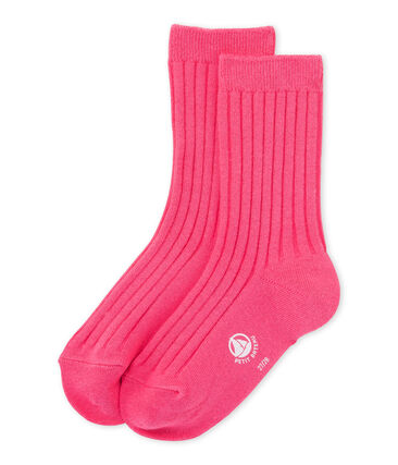 Socken rosa Peony