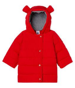 Baby-Jacke aus Mikrofaser für Mädchen