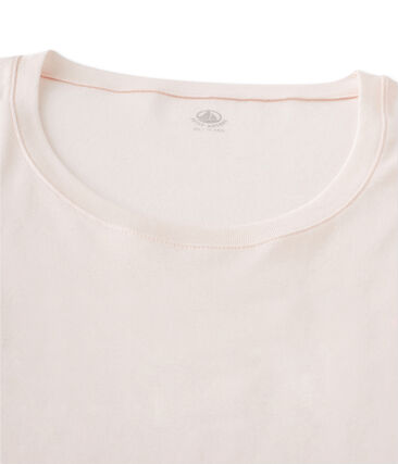 Langärmliges T-Shirt mit Tänzerinnenkragen für Damen