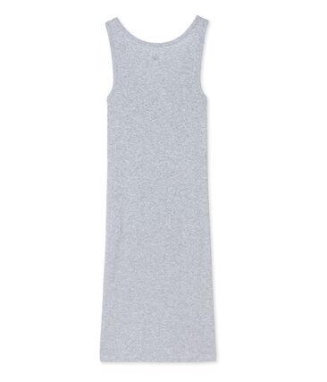 Damen-Nachthemd aus ultra-leichter Baumwolle