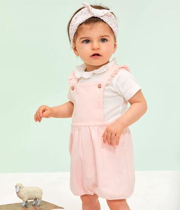 Baby-Body für Mädchen weiss Marshmallow